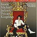 Inside michael jackson's private kingdom - architectural digest, novembre 2009