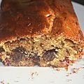 Cake choco-framboises