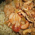 Ragout de kebab façon tandoori