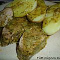 0825 Filet mignon au pesto 3
