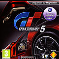 Test de Gran Turismo 5 - Jeu Video <b>Giga</b> France
