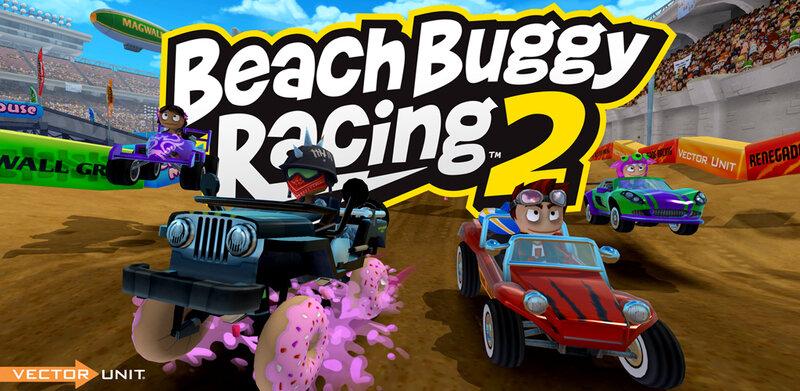 Beach Buggy Racing 2 - Vector Unit
