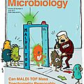 magazine Trends in Microbiology (USA) cover JUIN 17