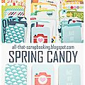 Blog candy chez all that scrapbooking