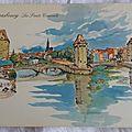 Strasbourg - les ponts couverts
