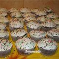 Muffins pour une vente au profit d'Haïti