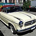 Borgward isabella ts cabriolet 1955-1956