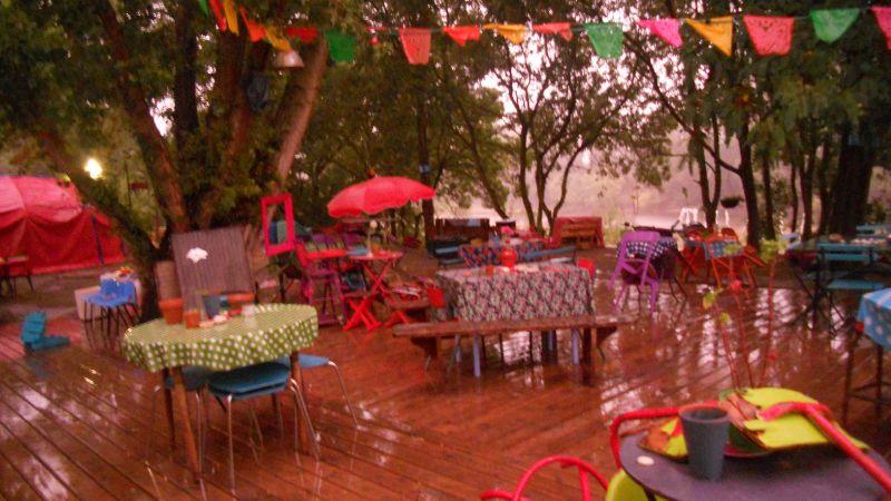 il pleut il mouille la fête à la crenouille