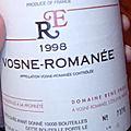 René engel (vosne-romanée) *****