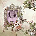 Sweet peach, le nouveau kit de stephy scrap