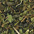 Thé en ligne, sur toobeautyfood, le thé vert gunpowder