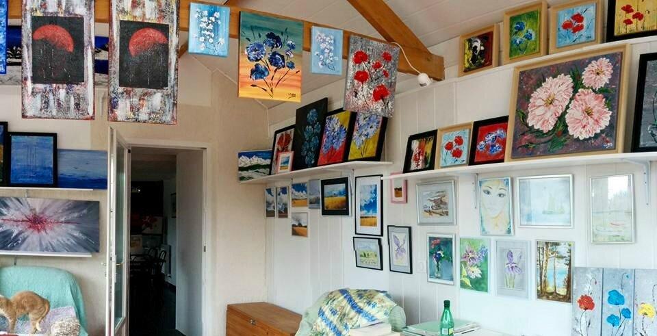 SUIVEZ-MOI sur ART LOVER PLACE