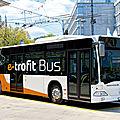 Electrifier des autobus Diesel ?