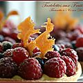 Tartelettes aux fruits rouges
