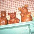 Des ours, et encore des ours... par Mathilde P, et Zoé C, de 7 à 9 ans