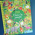 Cherche et trouve dans la jungle [chut les enfants lisent]