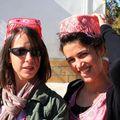 Aurélie et Nakissa à Boukhara