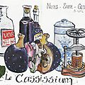 5 avril 2015 : le Cassissium à Nuits-Saint-Georges