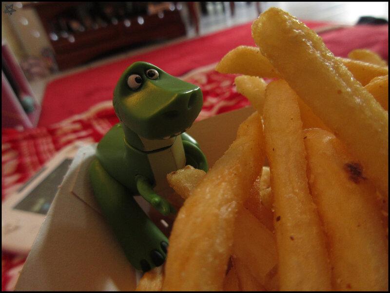 le burger de Castiel (2)