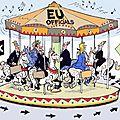 Lobbying à la commission européenne. la suite.