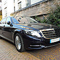 <b>MERCEDES</b> Maybach S500 4matic