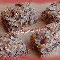 Biscuits aux noisettes et nutella