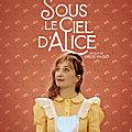 LUNDI 2 AOÛT à 21h SOUS LE CIEL D'ALICE de Chloé Mazlo