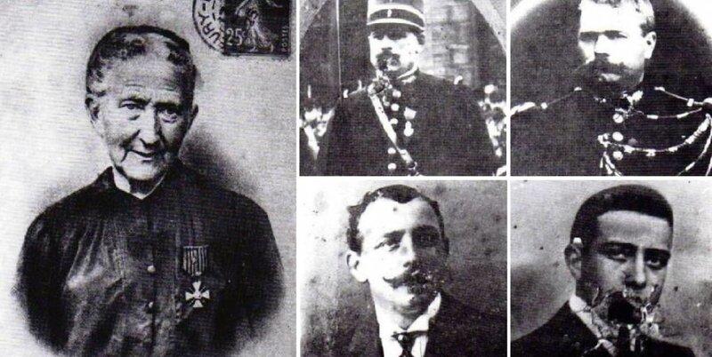 Première Guerre Mondiale: des soldats allemands ont tiré sur des Français dans la forêt de Lyons
