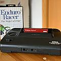 Enduro Racer sur Sega Master System