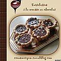 Tartelettes aux chocolat aux amandes