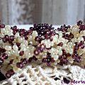 Bracelet Les Floralies