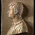 An Italian marble relief portrait of Cosimo I de 'Medici (1519-1574), attributed to <b>Baccio</b> Bandinelli (1493-1560), circa 1537