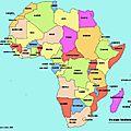 Cartes de Djibouti