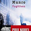 Fugitives d'alice munro