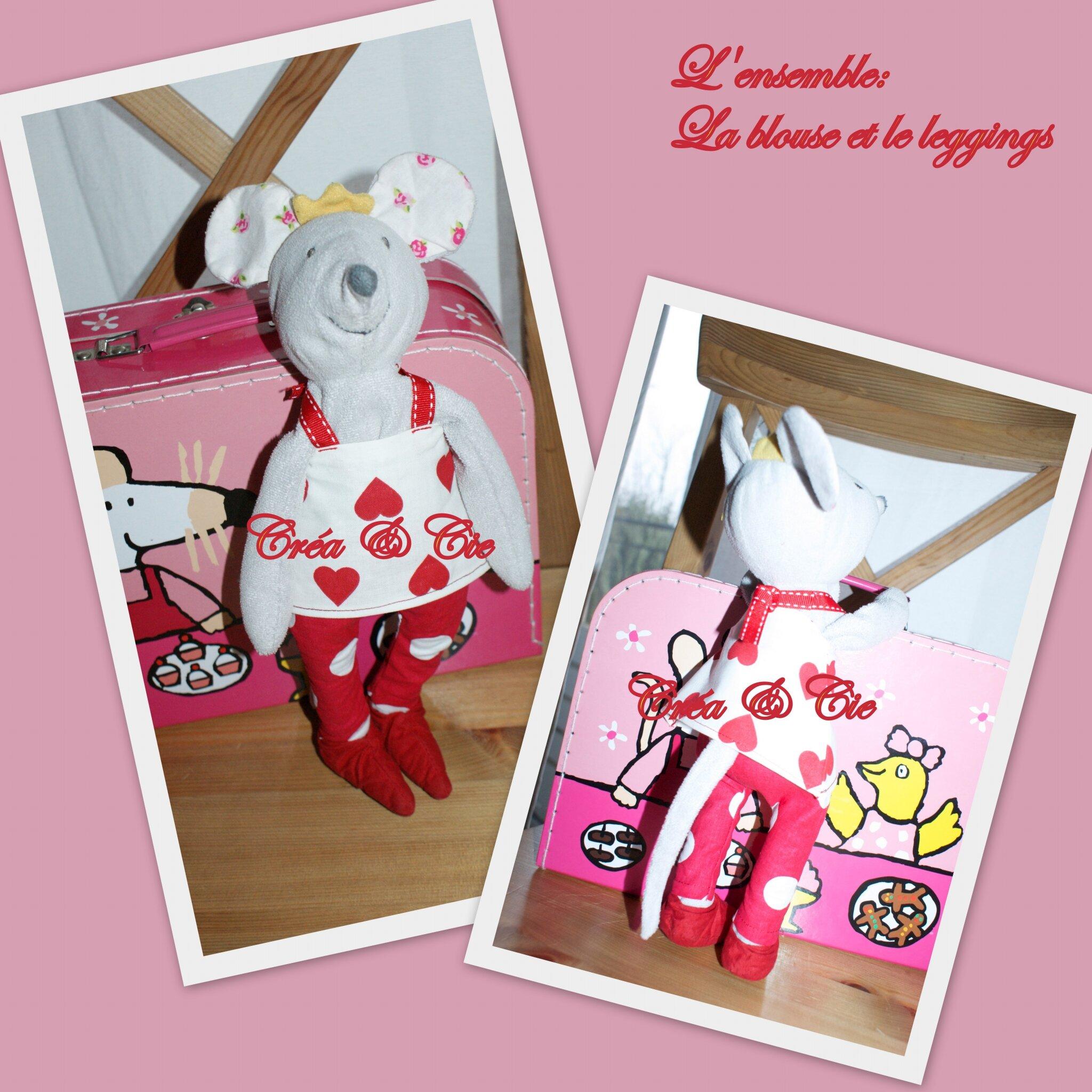 Blouse & Leggings Mimi