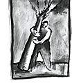 le dessin du jour : « le géant qui replantait les arbres morts »