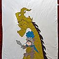 Un dragon et son ours