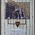 Catafalque de christophe colomb