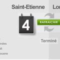 32ème de finale : ASSE - Lorient