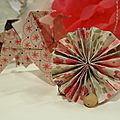 cadeaux pour calendrier de l'avent gifts for advent calendar origami deco noel home made (5)