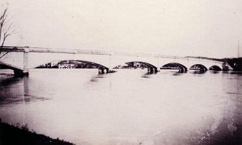 Pont 1928 vers milieu 20ème siècle
