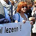 Lena Louarn, Vice-Présidente du Conseil régional de Bretagne