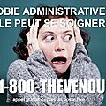 La France et son <b>administration</b> psychopathique