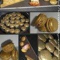 *** macarons au foie gras ***