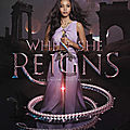 When She <b>Reigns</b> [The Fallen Isles Trilogy #3] de Jodi Meadows