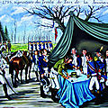 Traité de La Jaunaye, accord de paix signé par Charette le 17 février 1795 lors de la pacification de la Vendée