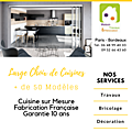 Magasin de <b>cuisine</b> rives d'arcins, Begles 33