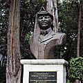 Estatua de Yasir Arafat en la Ciudad de <b>México</b> (2010)