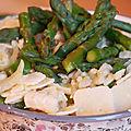 Risotto aux <b>asperges</b> vertes