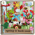 Spring is back soon by pouyou
